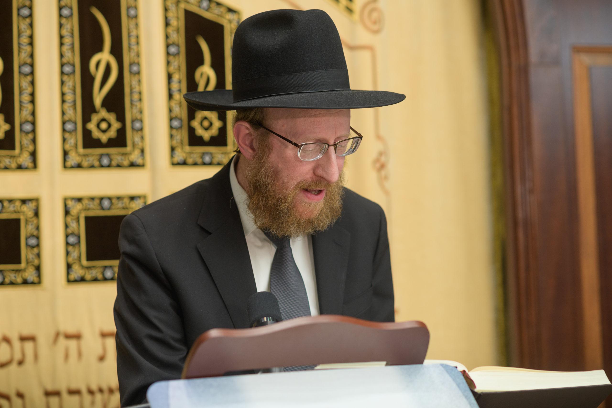 Rabbi Gavriel Kaminsky