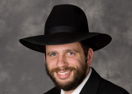 Rabbi Moshe<br /> Miller