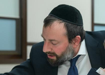 Rabbi Yissocher Dov<br /> Loewi