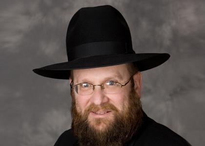 Rabbi Moshe Zev Katzenstein