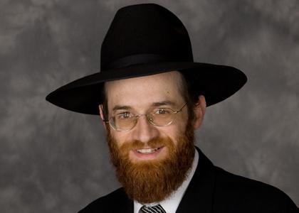 Rabbi Yaakov Zvi <br />Goodman
