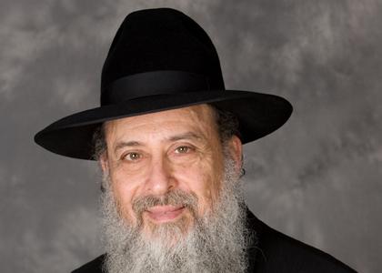 Rav Yitzchok <br />Knobel